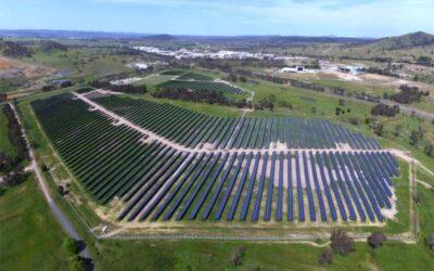 Mugga Solar Farm